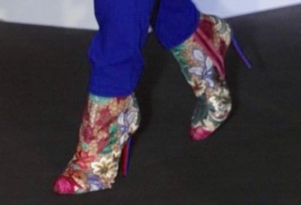Sandra Bullock boots
