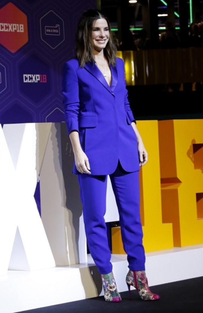 Sandra Bullock brazil