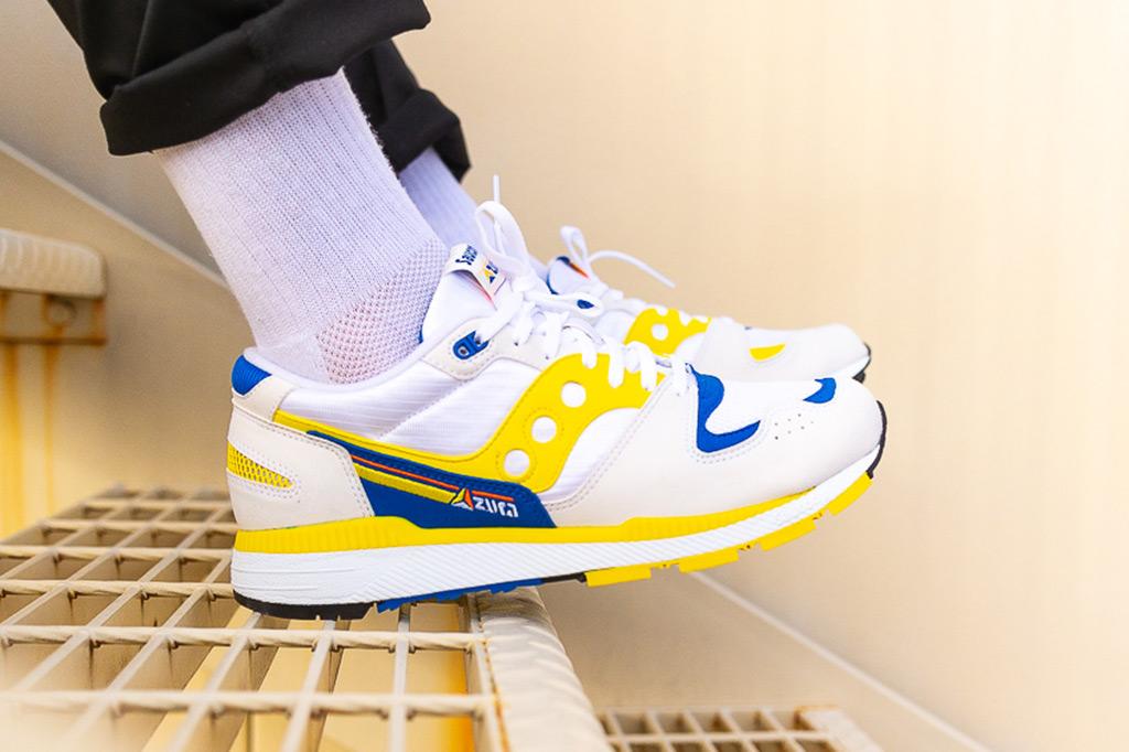 Saucony Azura: Release Info – Footwear News