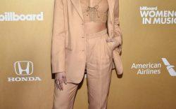 Celebrities at 2018 Billboard Women in Music