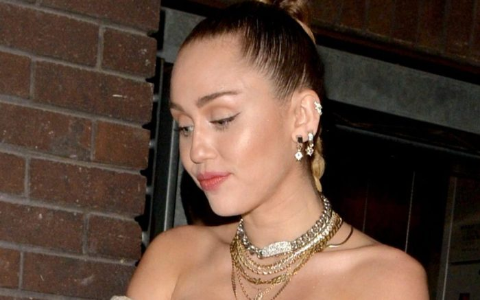 Miley Cyrus out and about, London, UK – 07 Dec 2018