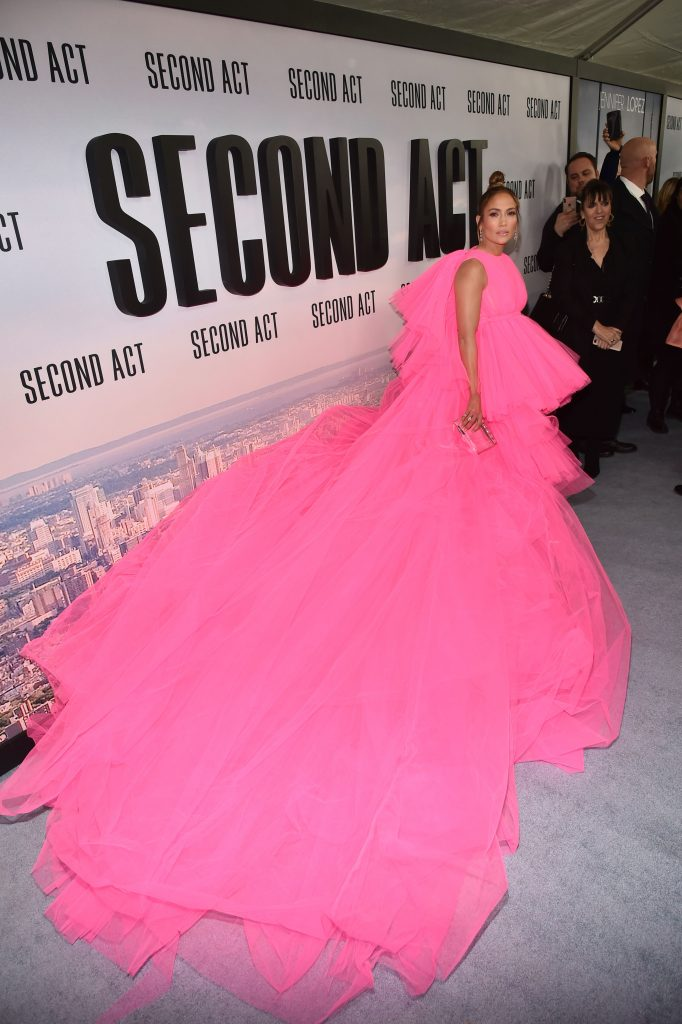 J-Lo Commands Attention at Second Act Photocall in a