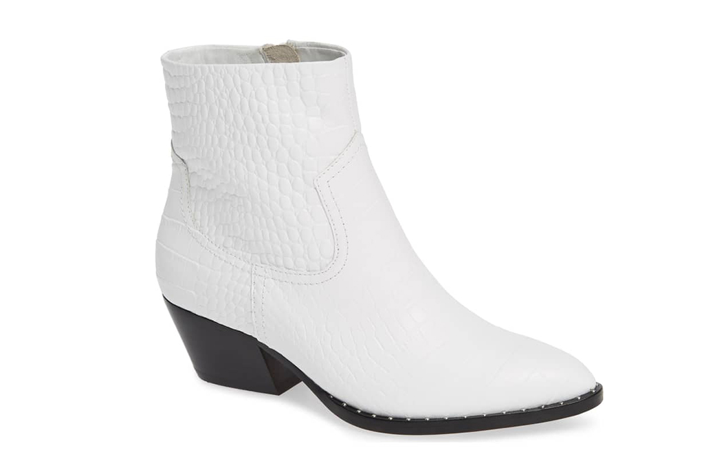 Something Navy Wesley boot
