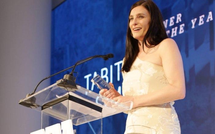 Tabitha Simmons 32nd Annual Footwear News Achievement Awards, Presentation, New York, USA - 04 Dec 2018