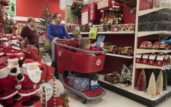 holiday shopping, target, customers