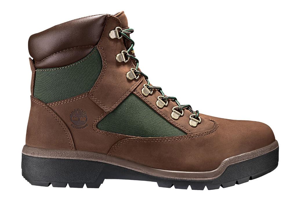 Timberland 6-Inch Waterproof Field Boots