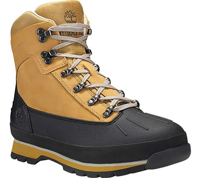 Timberland Euro Hiker Shell Toe Waterproof Boot