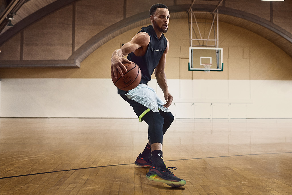 Stephen Curry Under Armour Curry 6 Fox Theater