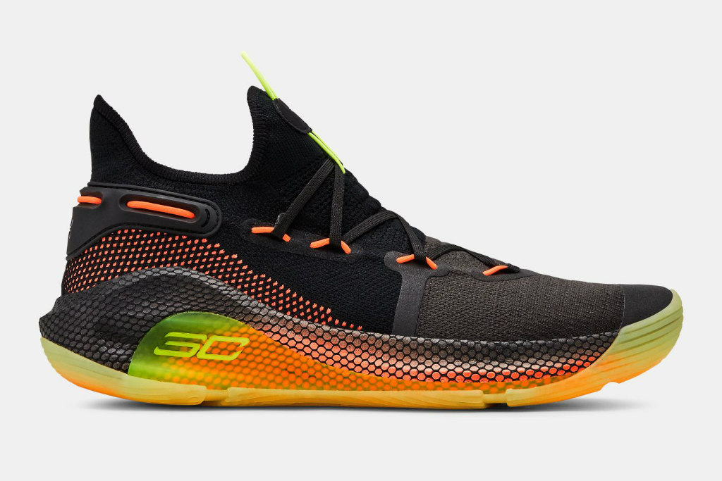 "Under Armour Curry 6 ""Fox Theater"""