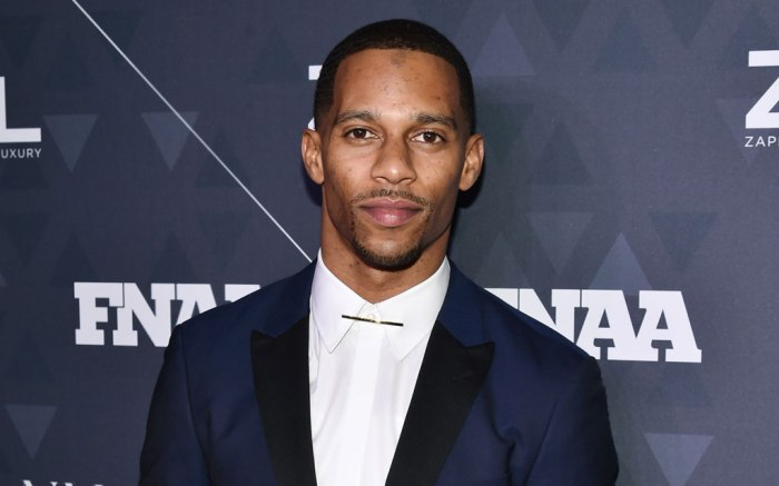 Victor Cruz , red carpet, Fnaas, fn achievement awards, celebrity style, pierre hardy