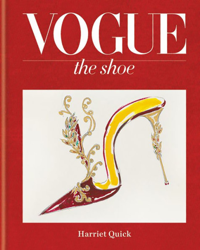 Vogue the Shoe Hardcover