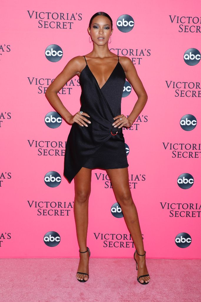 Lais Ribeiro, Victoria's Secret Fashion Show, Viewing Party
