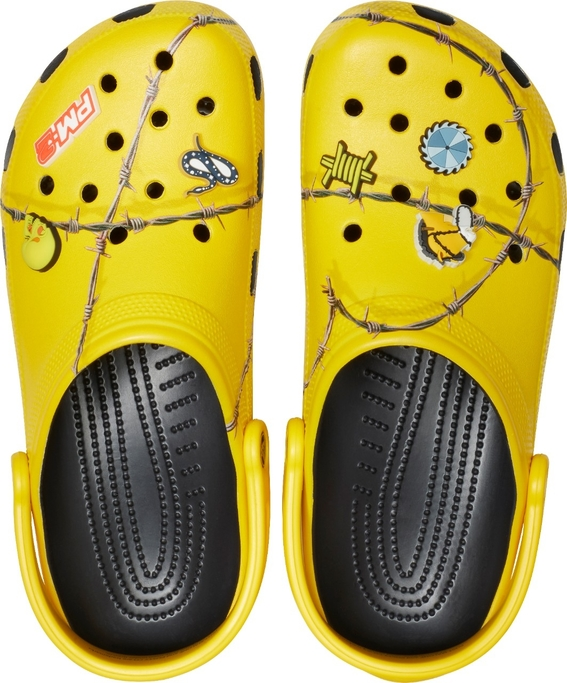Post Malone Crocs Clog