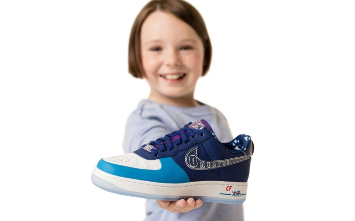 NikeDoernbecher Freestyle Collection 2018 Women's Air Force 1