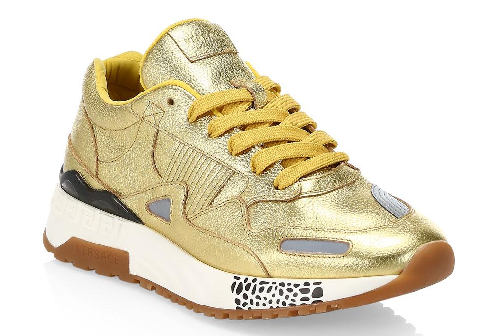 versace, sneakers, super bowl, saks