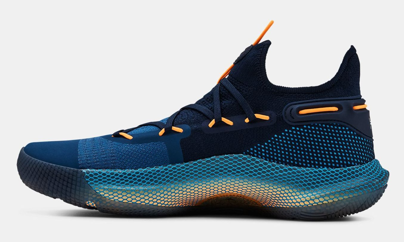Under Armour Curry 6 'Underrated