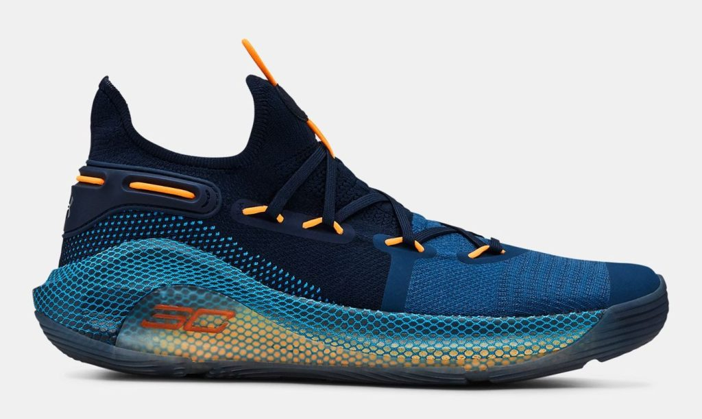 Under Armour Curry 6 'Underrated'