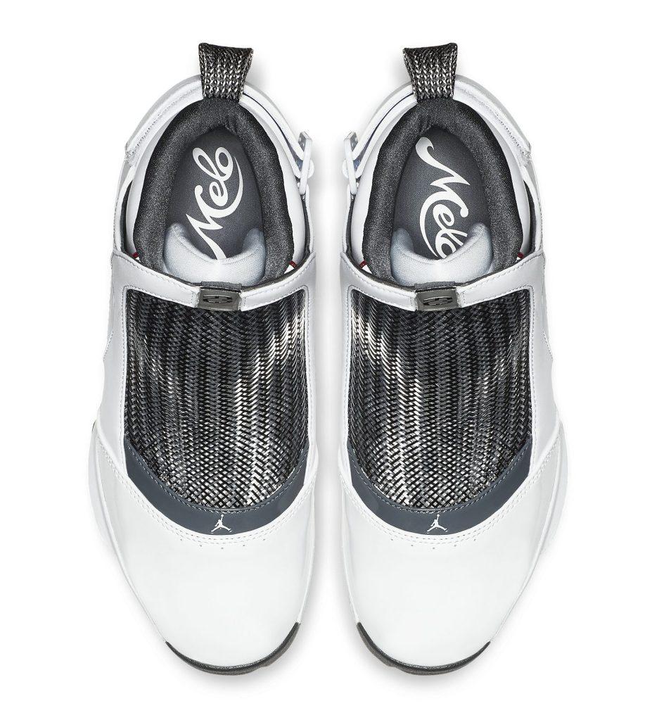 Air Jordan 19 Retro Melo 'Flint Grey'