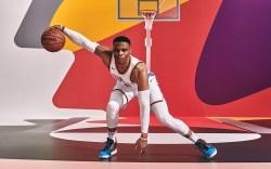 Russell Westbrook in his Jordan Why
