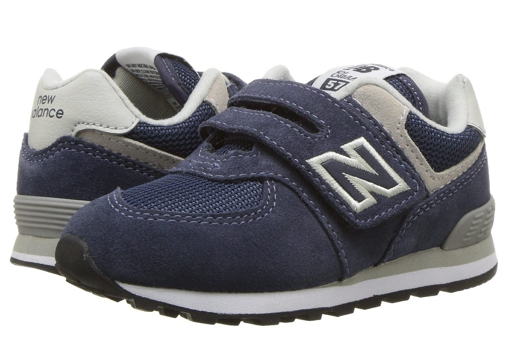 New Balance KX574v1I, Sneakers for Active Toddlers, durable sneakers