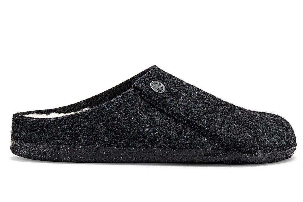 Birkenstock Zermatt shearling slipper, best slippers with arch support