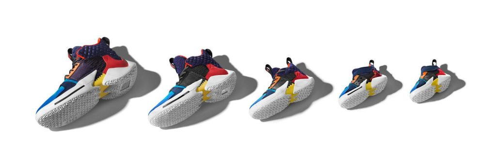 The Jordan Why Not Zer0.2 Full Size Run