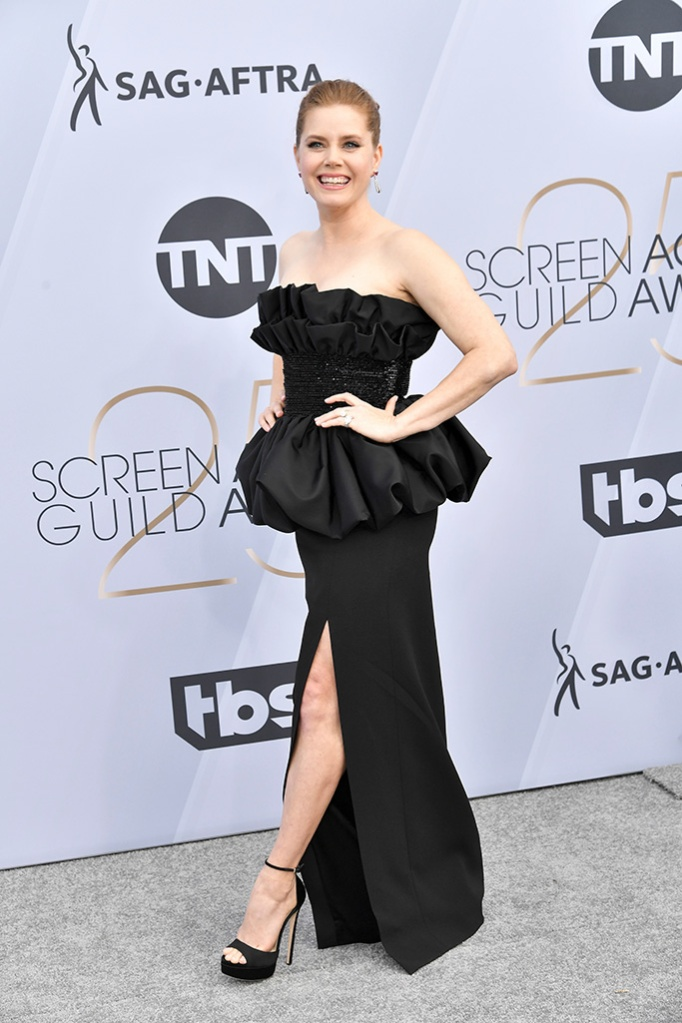 Amy Adams25th Annual Screen Actors Guild Awards, Arrivals, Los Angeles, USA - 27 Jan 2019