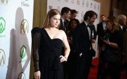 Amy Adams, red carpet, pgas