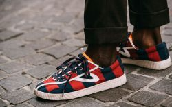 Andre 3000 x Tretorn sneakers