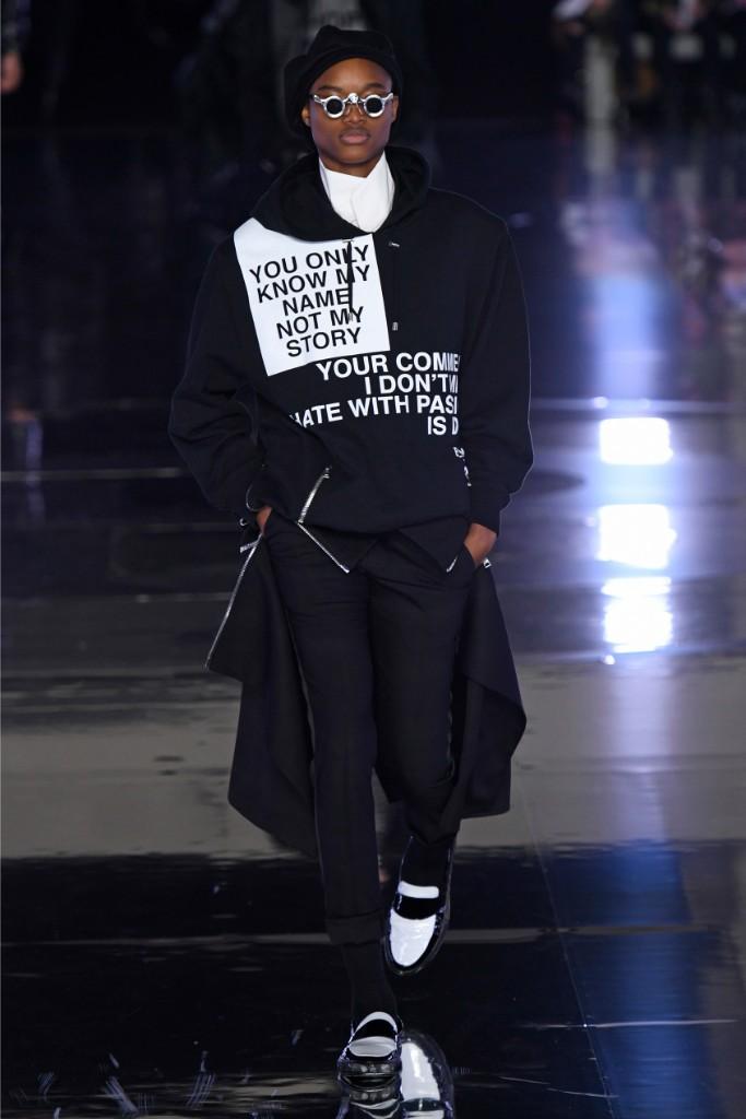balmain, fall 2019, runway show