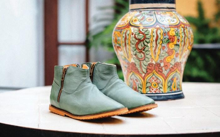 Luxe De Leon Boot