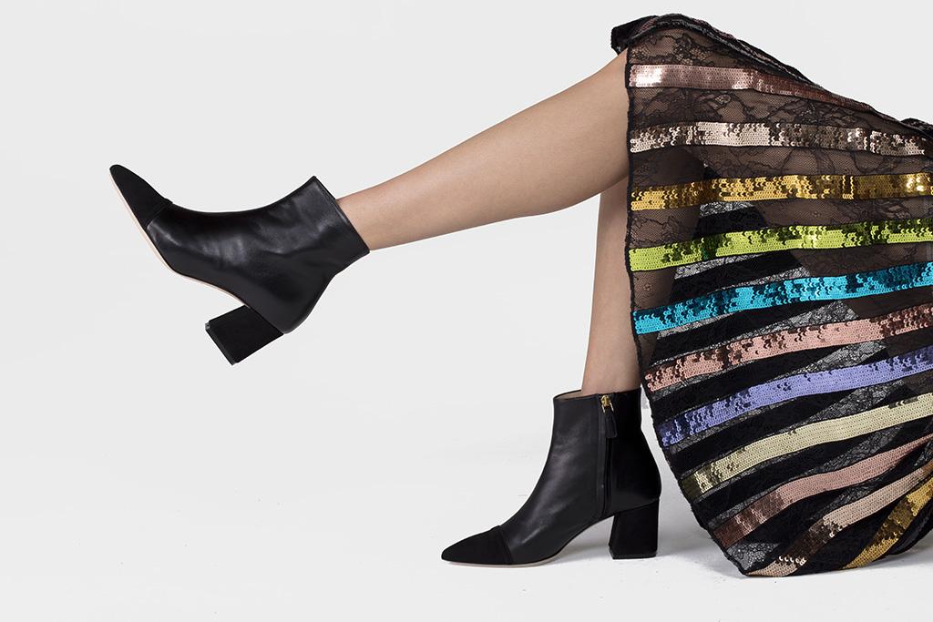 A pair of Bells & Becks boots