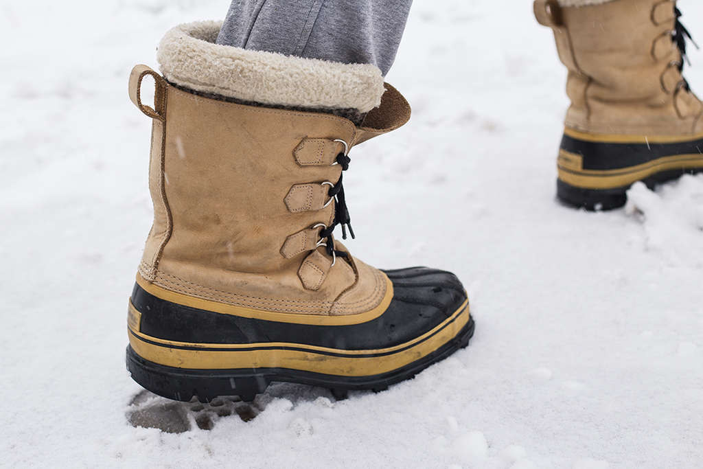 Winter Snow Boots Men