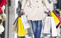 best shopping holidays