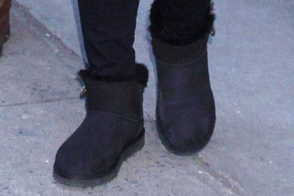 Serena Williams, boots