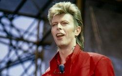 David Bowie, performance,