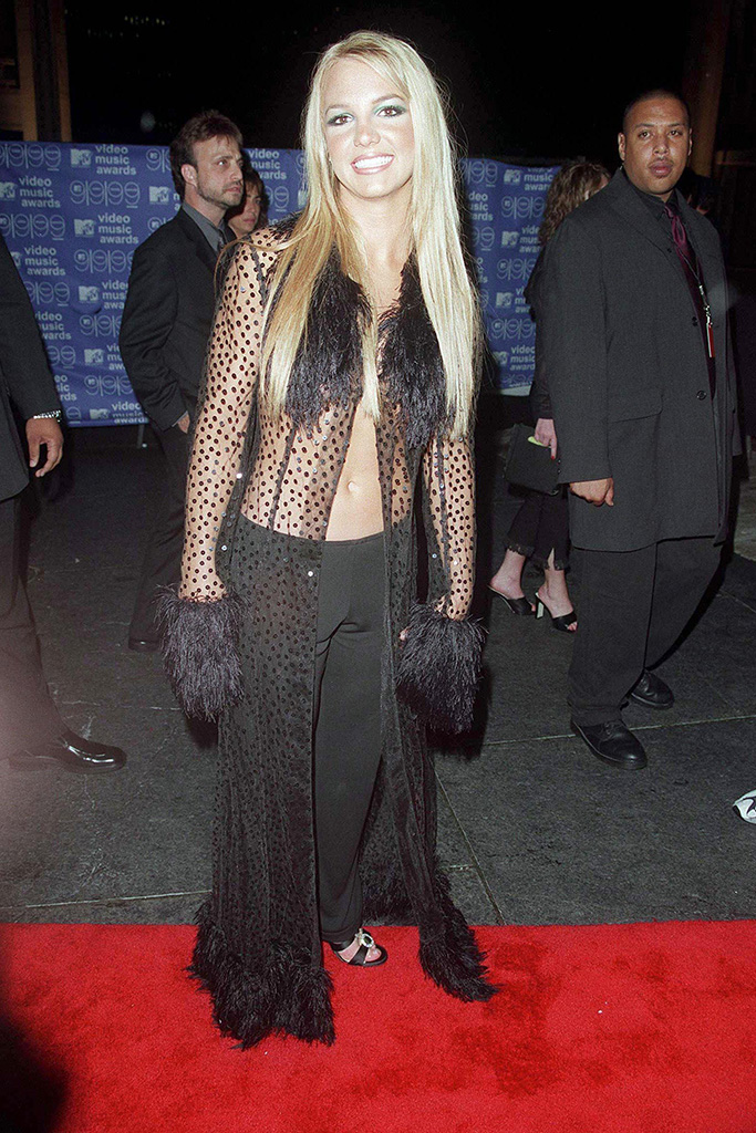 Britney SpearsMTV MUSIC AWARDS, NEW YORK, AMERICA - SEPT 1999