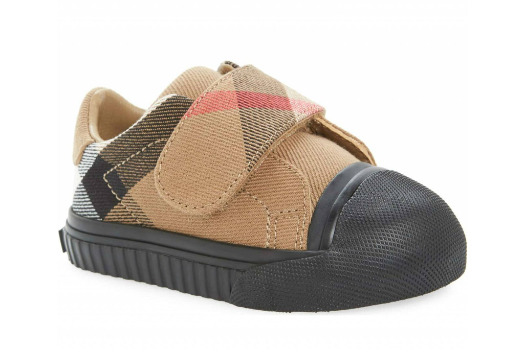 burberry, baby shoes