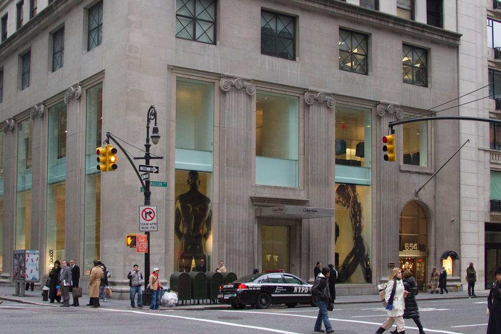 Calvin Klein Madison Avenue Flagship