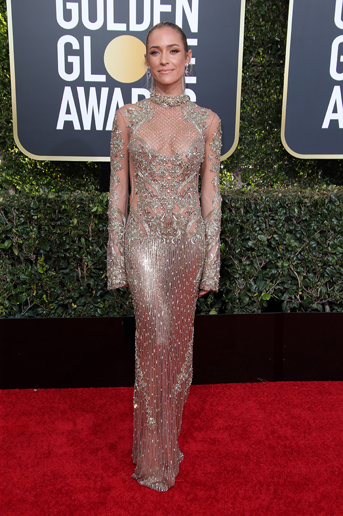 Kristin Cavallari76th Annual Golden Globe Awards, Arrivals, Los Angeles, USA - 06 Jan 2019