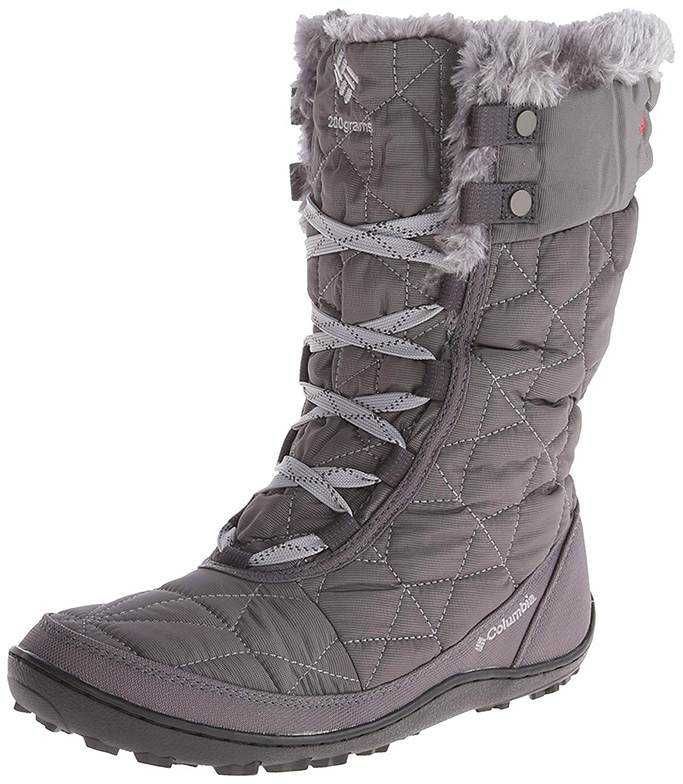 Columbia Omni-Heath Winter Boot
