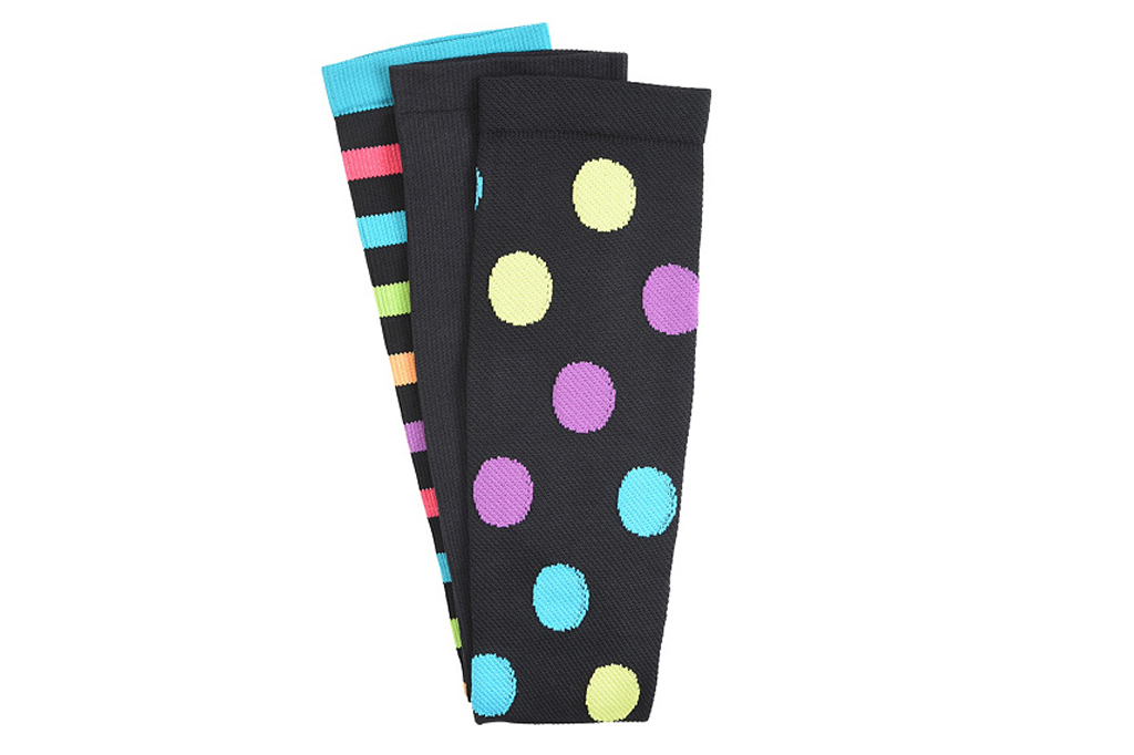 Comfortiva Graduated Compression Socks 3-Pack