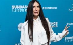 demi moore, Sundance film festival