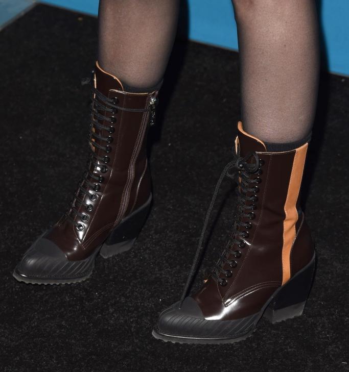 demi moore, chloe rylee medium boots