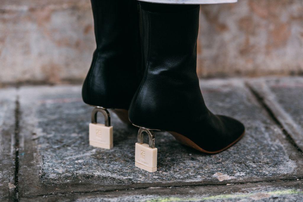 Deuxième Studios boots, street style