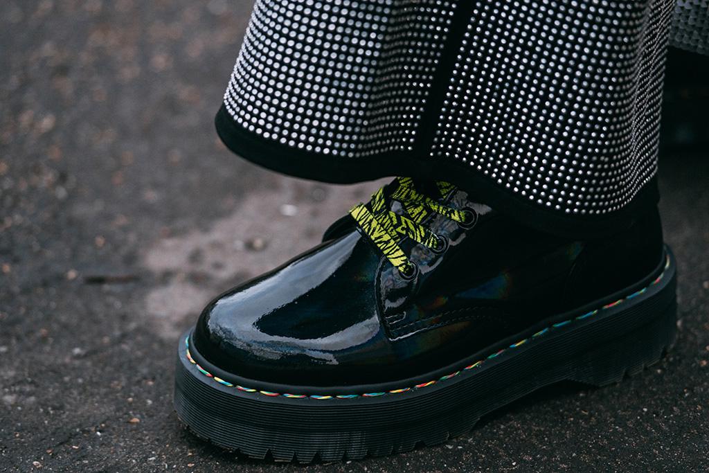 dr. martens, berlin fashion week, street style