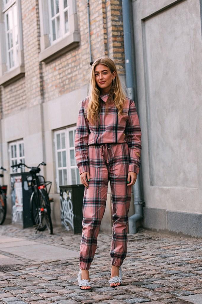 Emili Sindlev, Balenciaga, sandals, street style, copenhagen fashion week, fall 2019