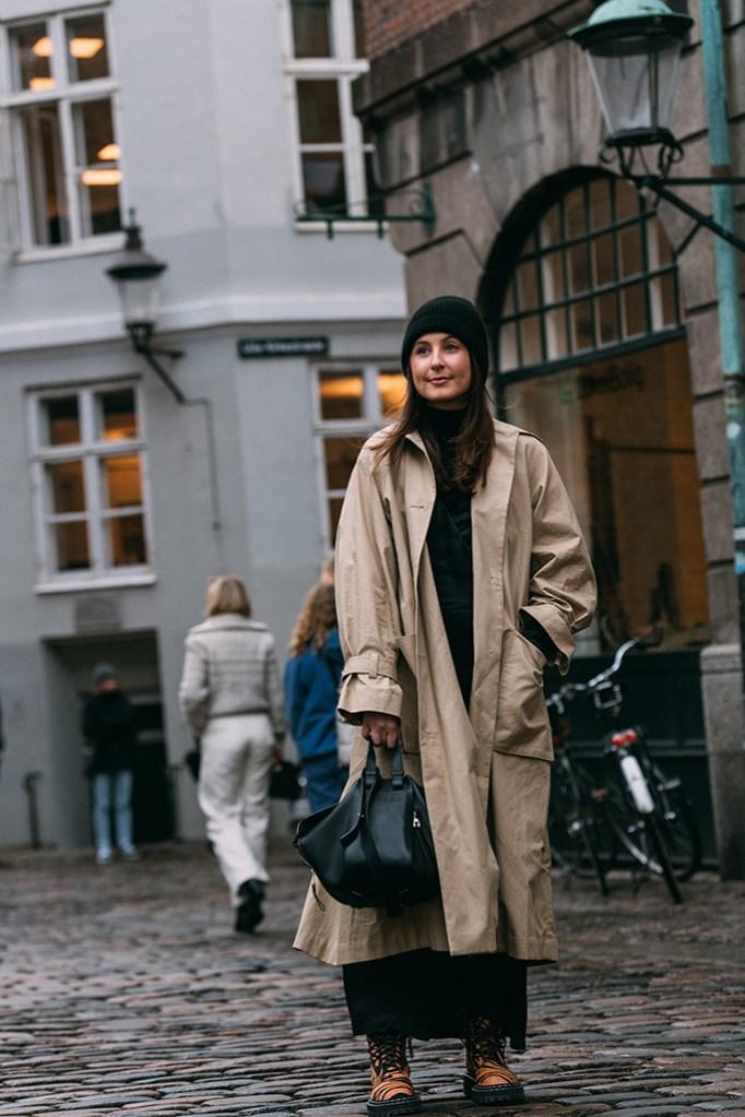 Emily Green, copenhagen fashion week, fall 2019, street style, Proenza Schouler