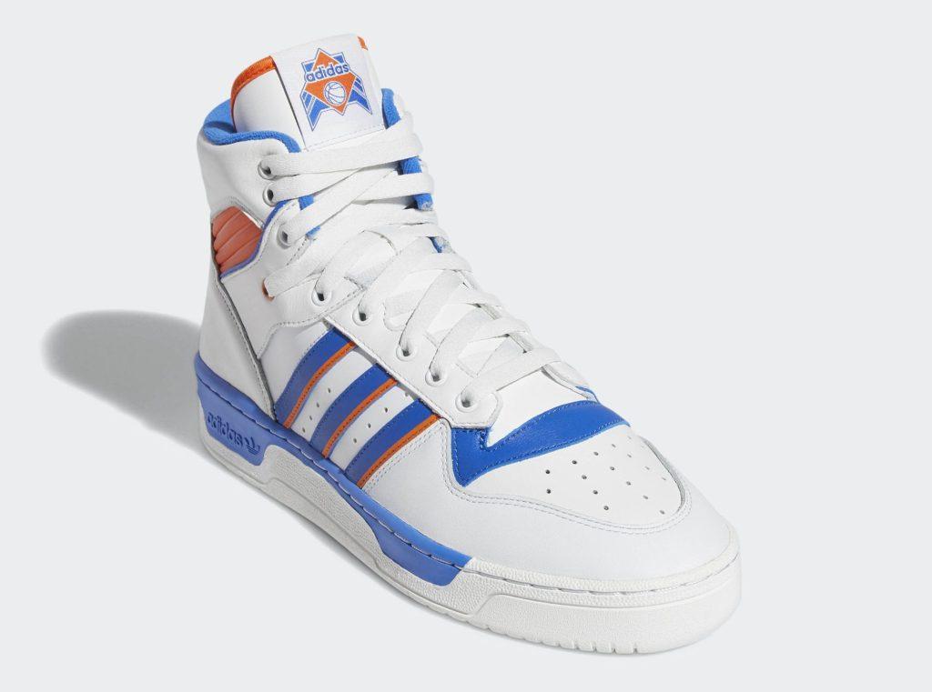 Adidas Rivalry Hi 'Knicks'