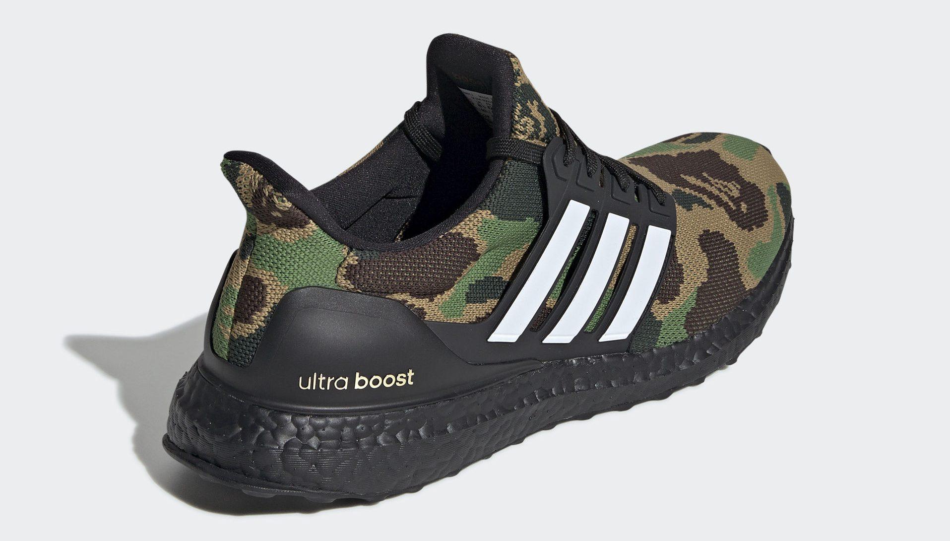 Bape x Adidas Football: Ultra Boost